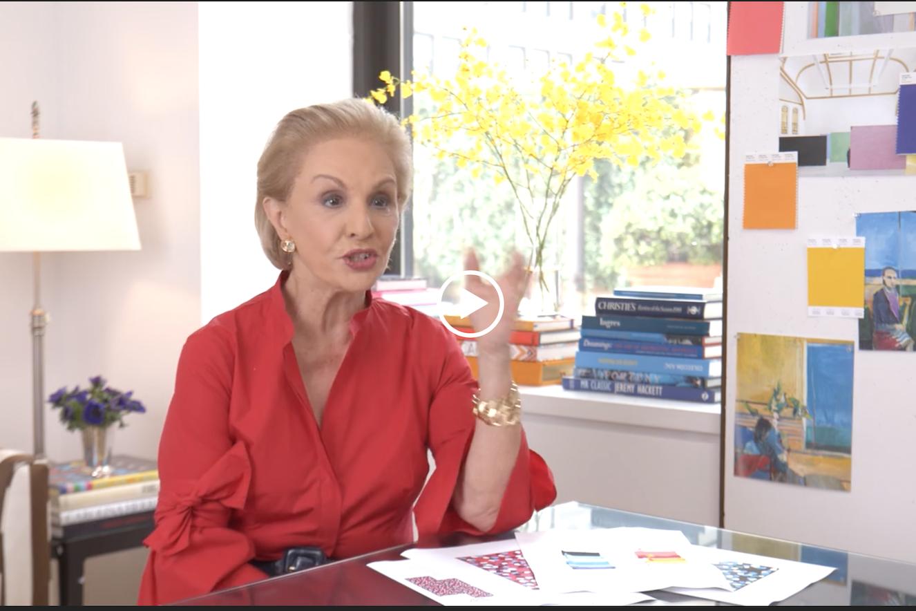 """纽约传奇女设计师 Carolina Herrera 79岁终于""""退位让贤"""",母公司Puig松了一口气"""