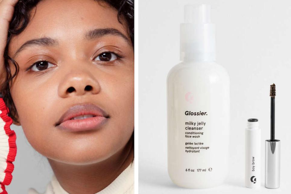 美国互联网美妆品牌 Glossier 高速增长,完成5200万美元C轮融资