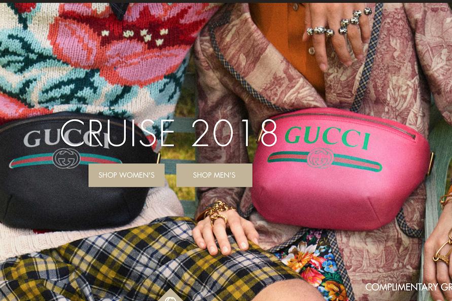 """开云集团CEO:Gucci 没有""""泡沫""""!未来将稳步增长,首要任务是""""客户留存"""""""