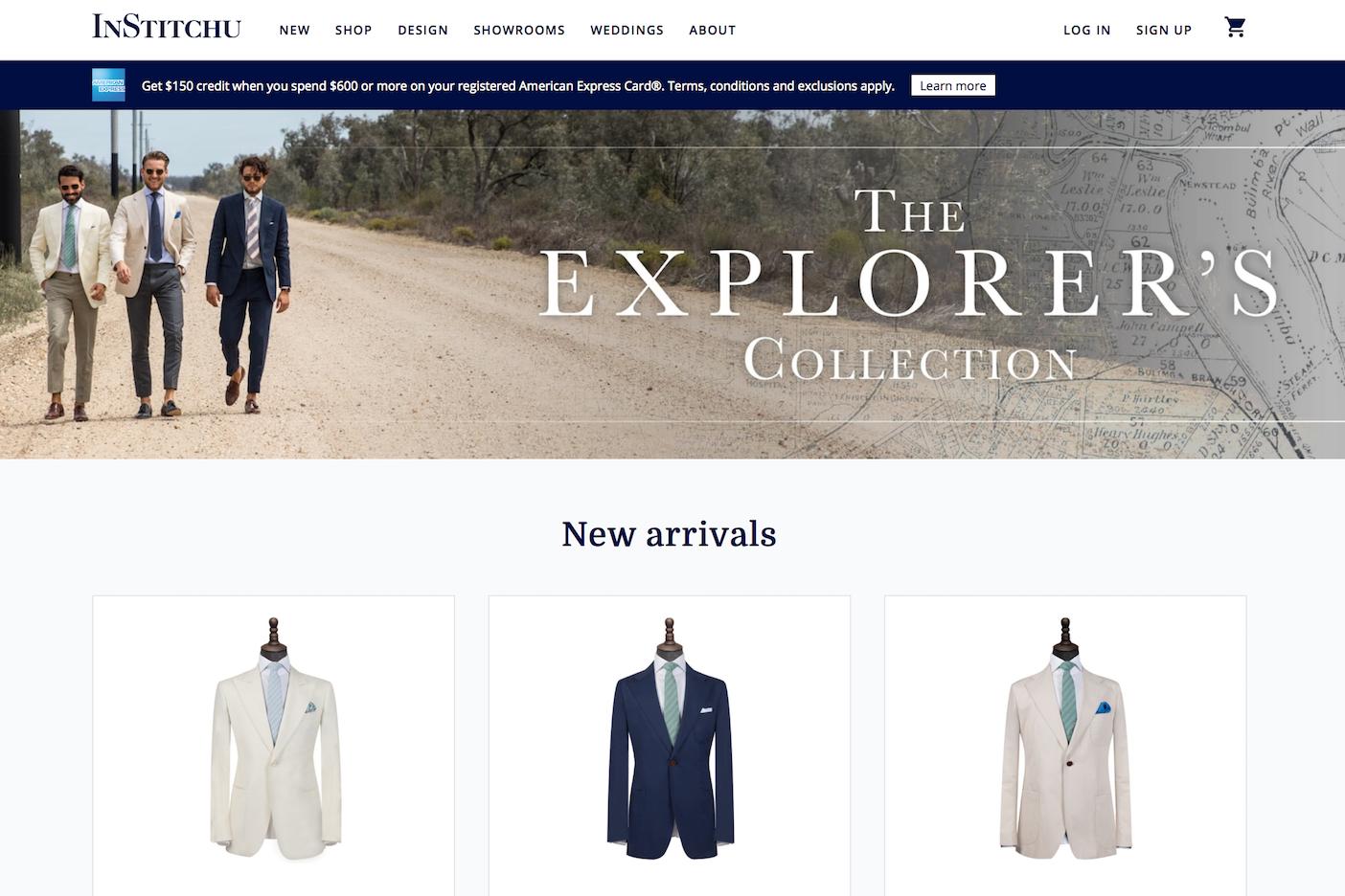 中国大杨创世集团250万美元战略投资澳大利亚互联网定制男装品牌 InStitchu