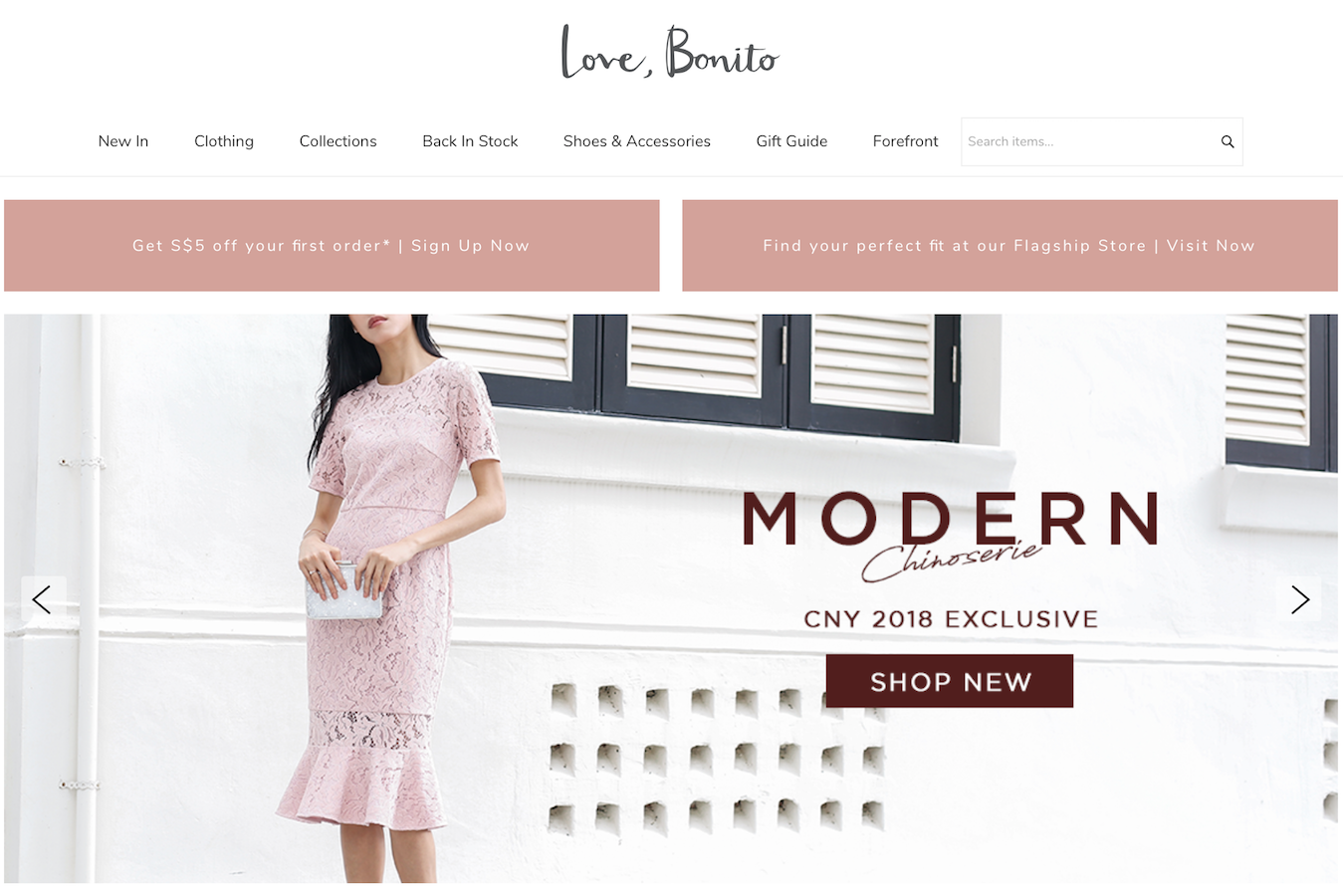 新加坡互联网女装品牌 Love, Bonito 完成1300万美元B轮融资,日本比价网站Kakaku.com母公司领投