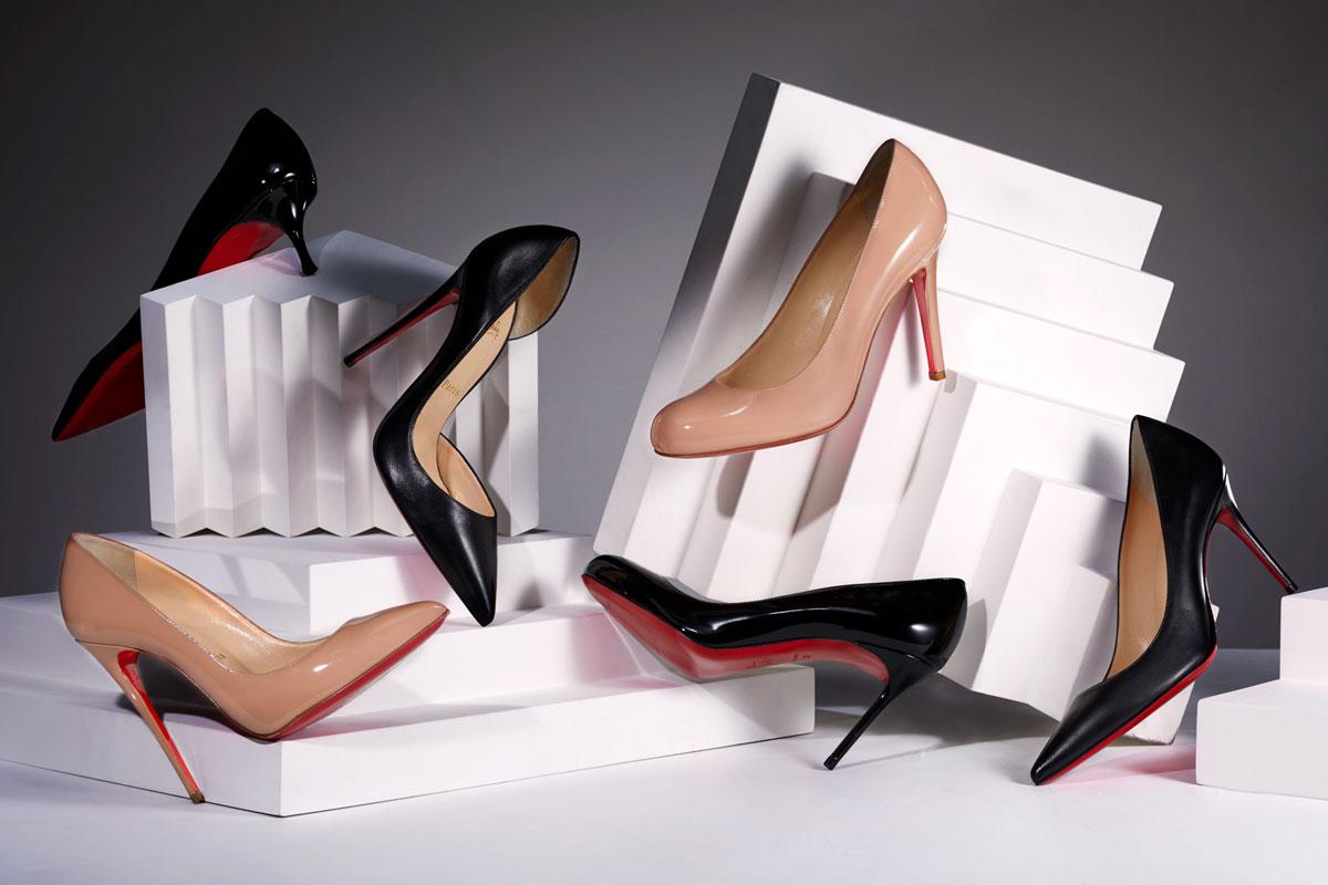 Christian Louboutin 在荷兰为红底鞋申请商标保护再碰壁