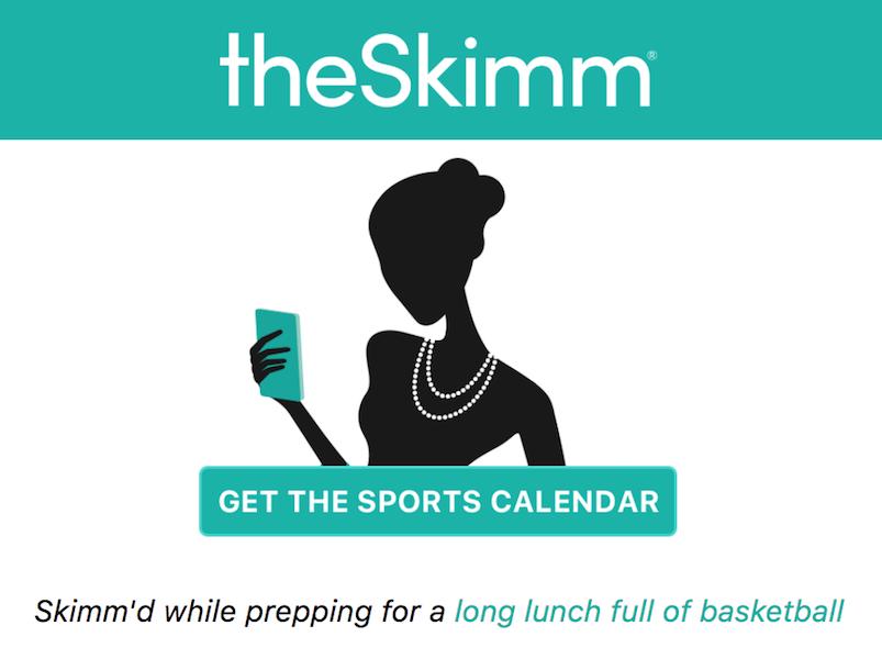 拥有700万女性用户的新闻邮件订阅初创公司theSkimm完成1200万美元融资,谷歌旗下基金领投