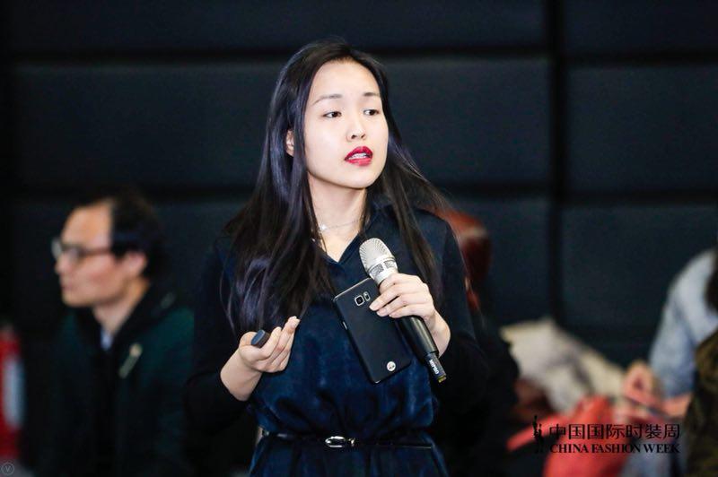 华丽志 @ 中国国际时装周|华丽志研究总监沈媛:时尚能为环保做些什么?