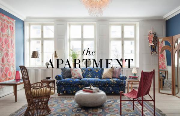 是家,还是店?探秘前苏富比女高管创办的哥本哈根家具展厅 The Apartment