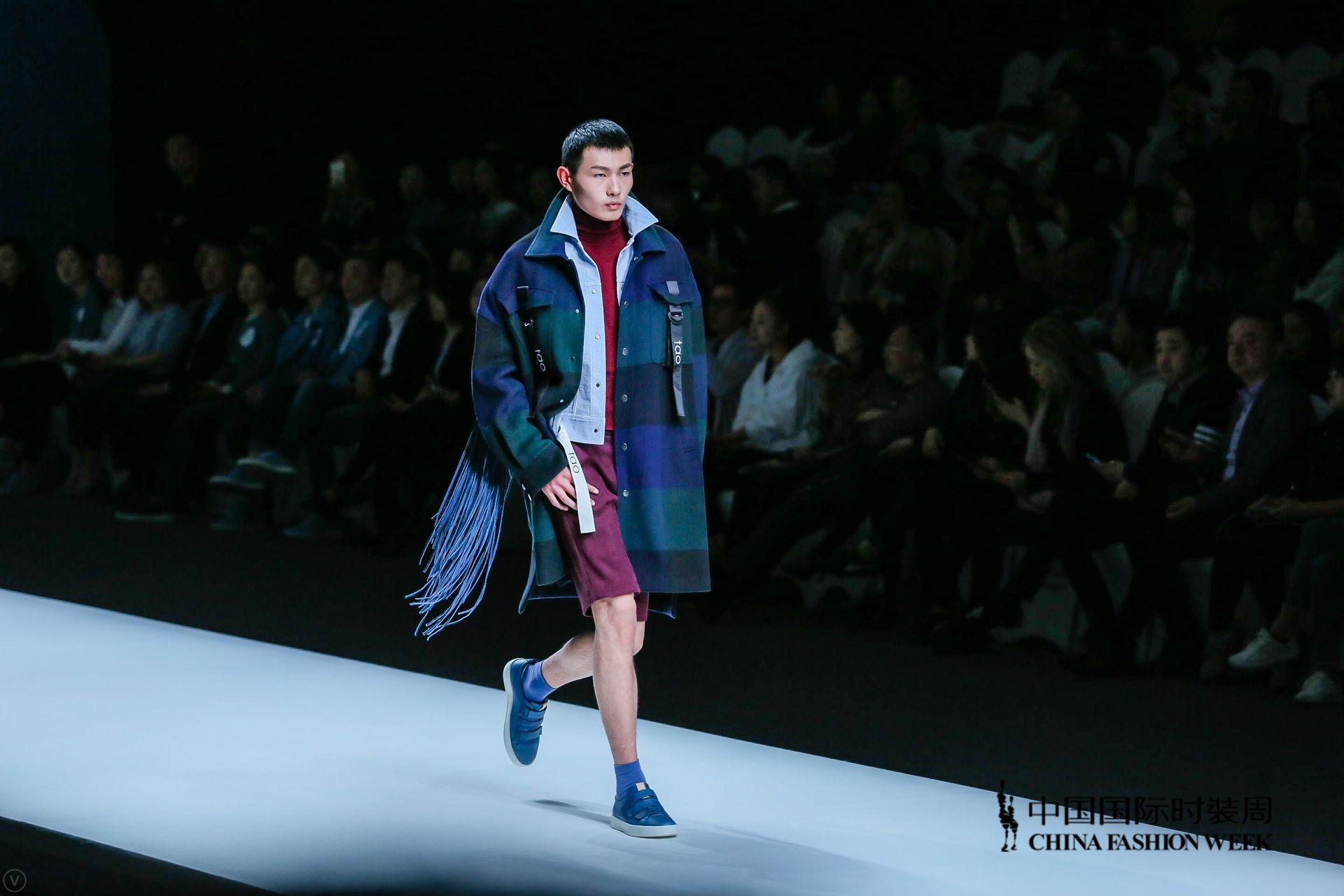 设计师王陶携手ECCO首次亮相中国国际时装周,和《华丽志》谈:跨界、态度和学习