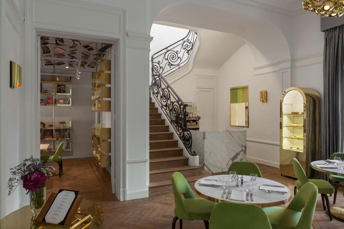 探秘阿根廷高级餐厅Casa Cavia:汇聚各路顶尖创意人才,在历史建筑里打造复合文化空间