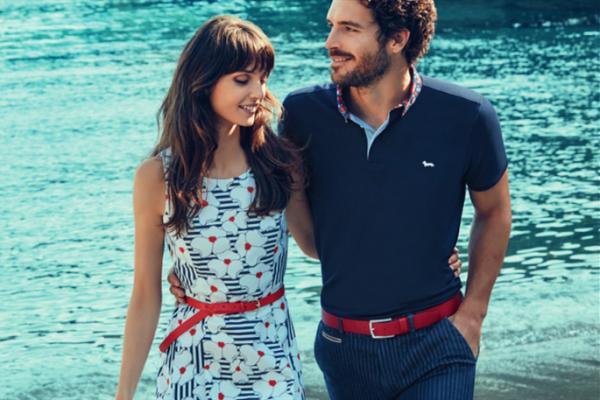 意大利高端休闲服装品牌 Harmont & Blaine 2017年表现超预期,销售额同比增长6%至8600万欧元