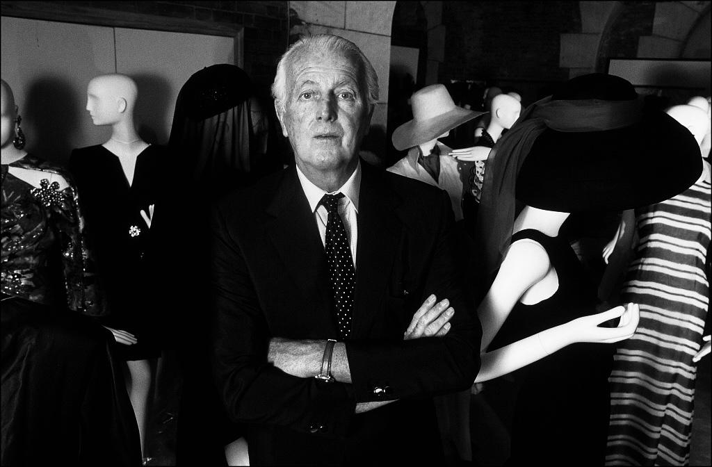 时尚界又一位巨星陨落,Givenchy(纪梵希)创始人 Hubert de Givenchy 去世,享年91岁
