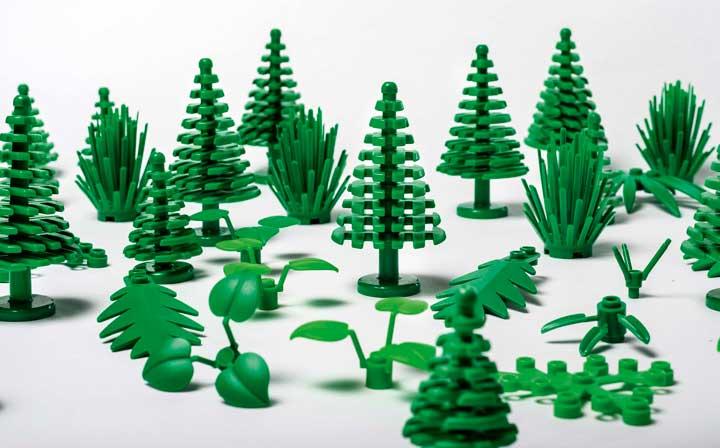 向环保承诺迈出重要一步!乐高公司开始使用源自甘蔗的生物塑料制作乐高积木