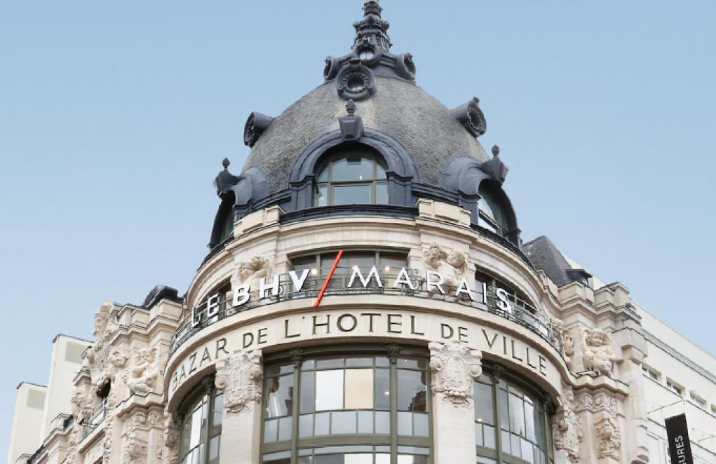 如何吸引海外回头客?老佛爷百货的答案:艺术创意空间和全新的美食广场