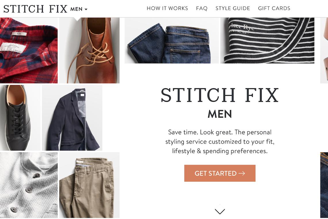 美国按月订购时尚电商Stitch Fix 连续四个季度销售额增幅超过25%
