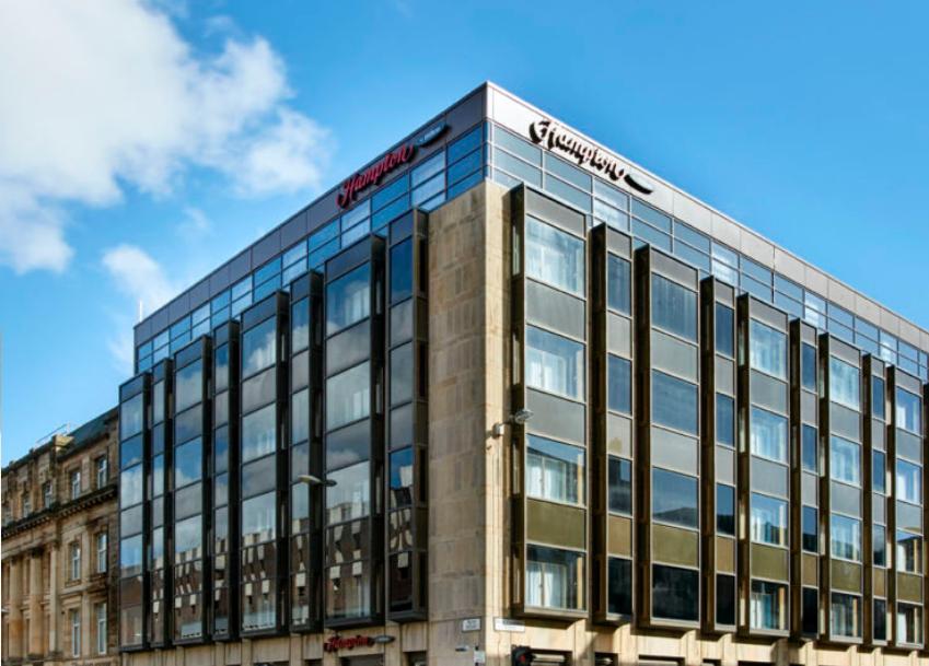 喜达屋资本收购7家位于英国的希尔顿酒店资产