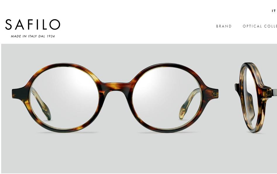 意大利高端眼镜集团Safilo 2017财年净亏损4710万欧元,今年已出现回暖迹象