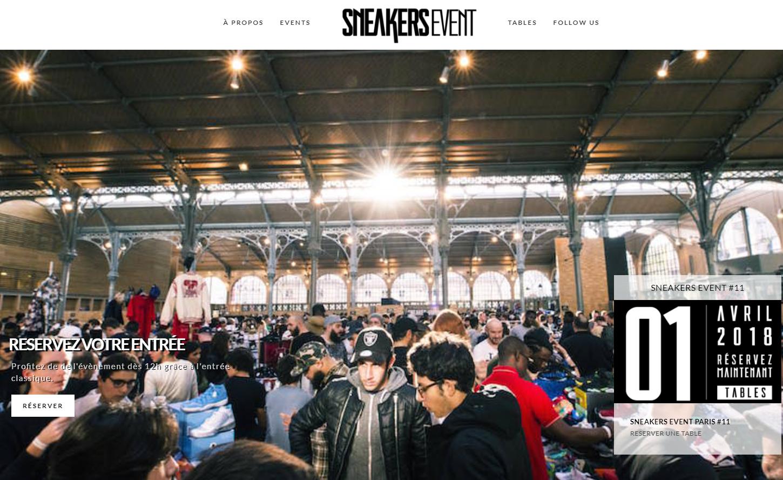 运动鞋爱好者的狂欢,第11届 Sneakers Event 将于本周日在巴黎卢浮宫地下商场举办