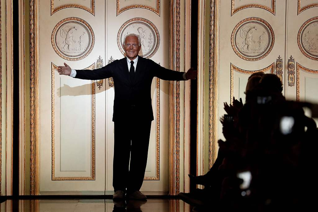84岁的 Giorgio Armani 透露:已拒绝多份收购要约,公司未来会继续保持独立经营