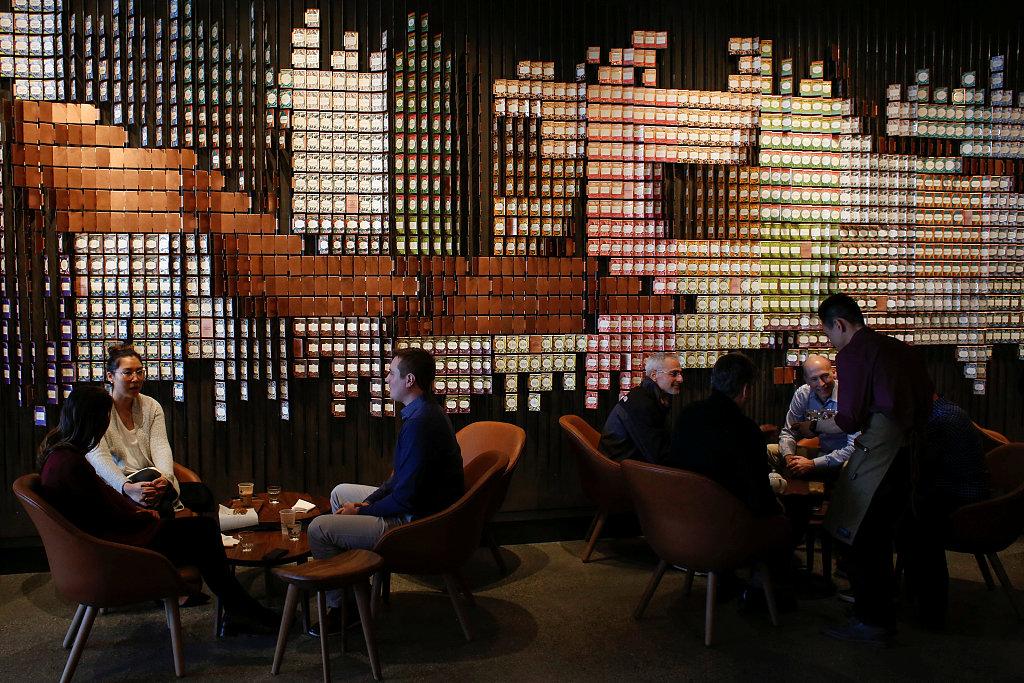 星巴克首家 Reserve 精品咖啡馆落户西雅图总部,烘焙坊、酒吧、咖啡吧一应俱全