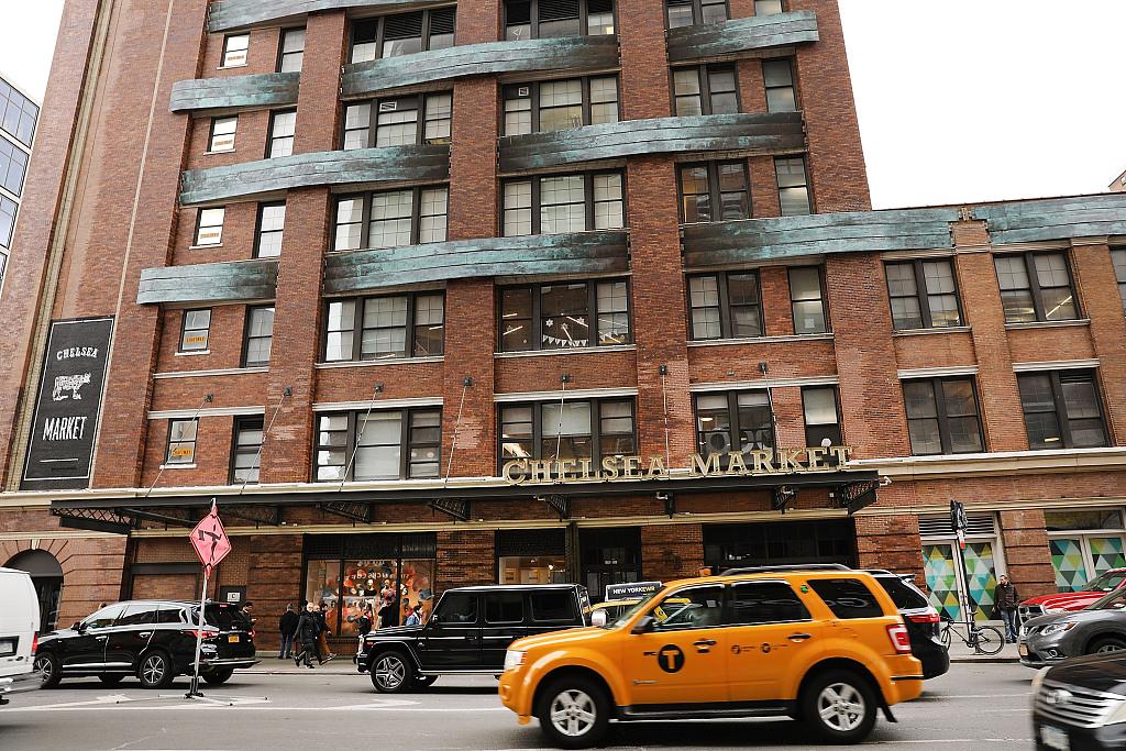 谷歌斥资24亿美元收购纽约 Chelsea Market 大楼:曼哈顿客流量最大的美食广场所在地