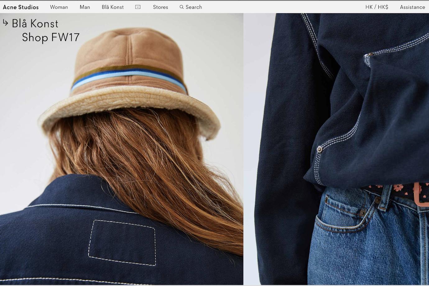 传:瑞典时尚品牌Acne Studios拟出售多数股权,整体估值或高达5亿欧元
