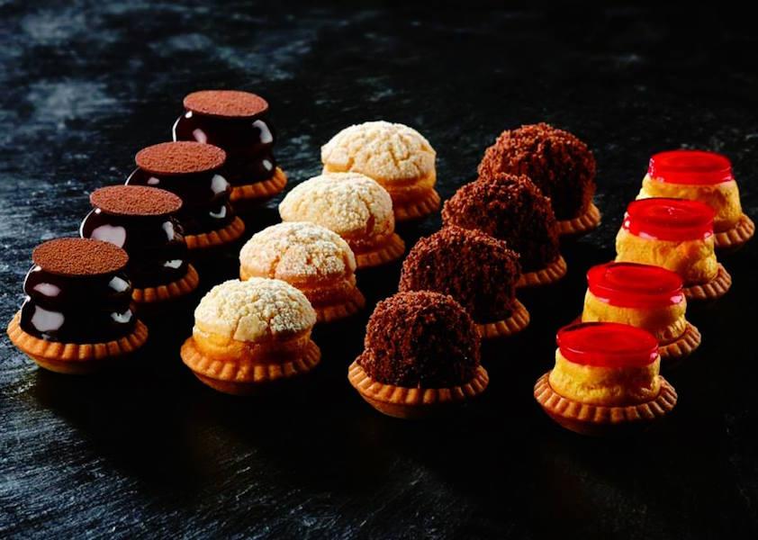 意大利顶级糕点大厨 Iginio Massari 把新店开进了米兰的银行