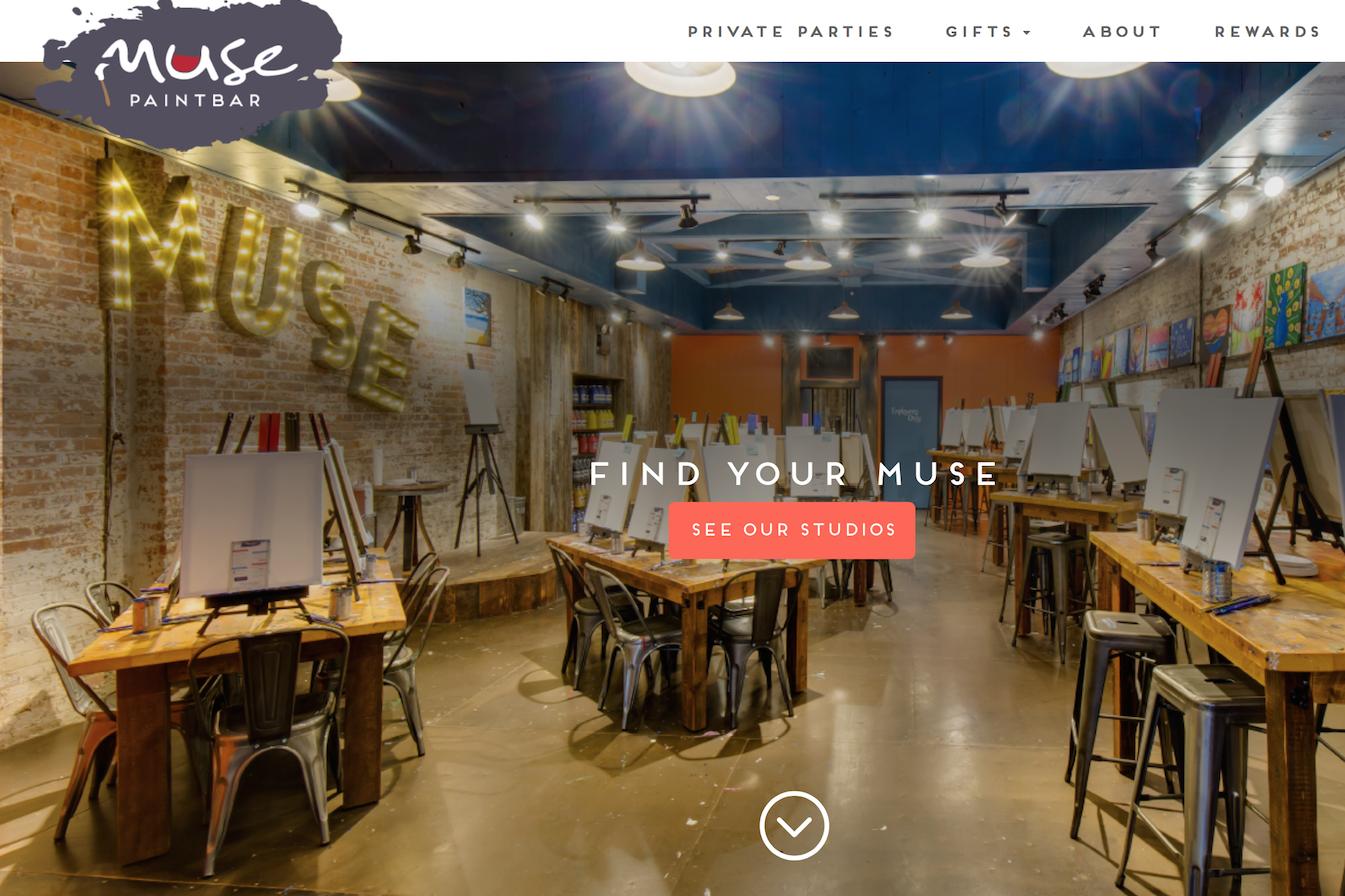私募基金 Chatham 900万美元投资美国画室酒吧运营商 Muse Paintbar