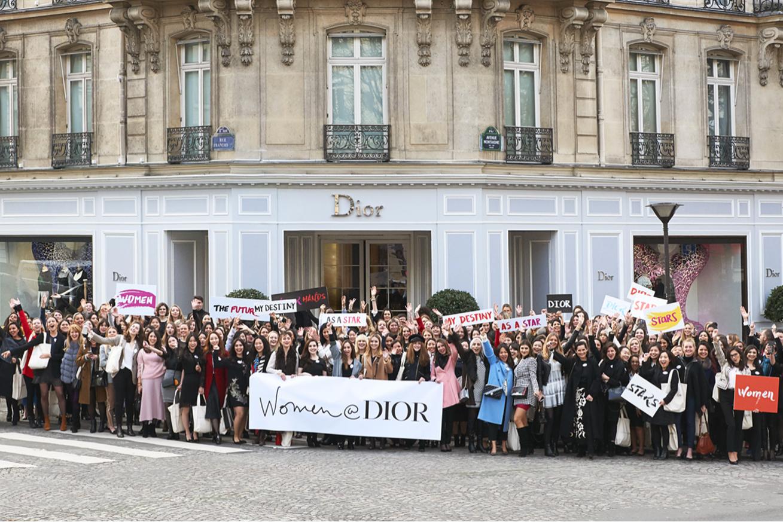 Christian Dior 推出女性师友项目 Women @ Dior