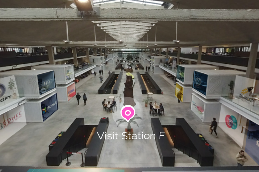 LVMH 集团联手全球最大的创业孵化园区STATION F,推出全新加速器计划