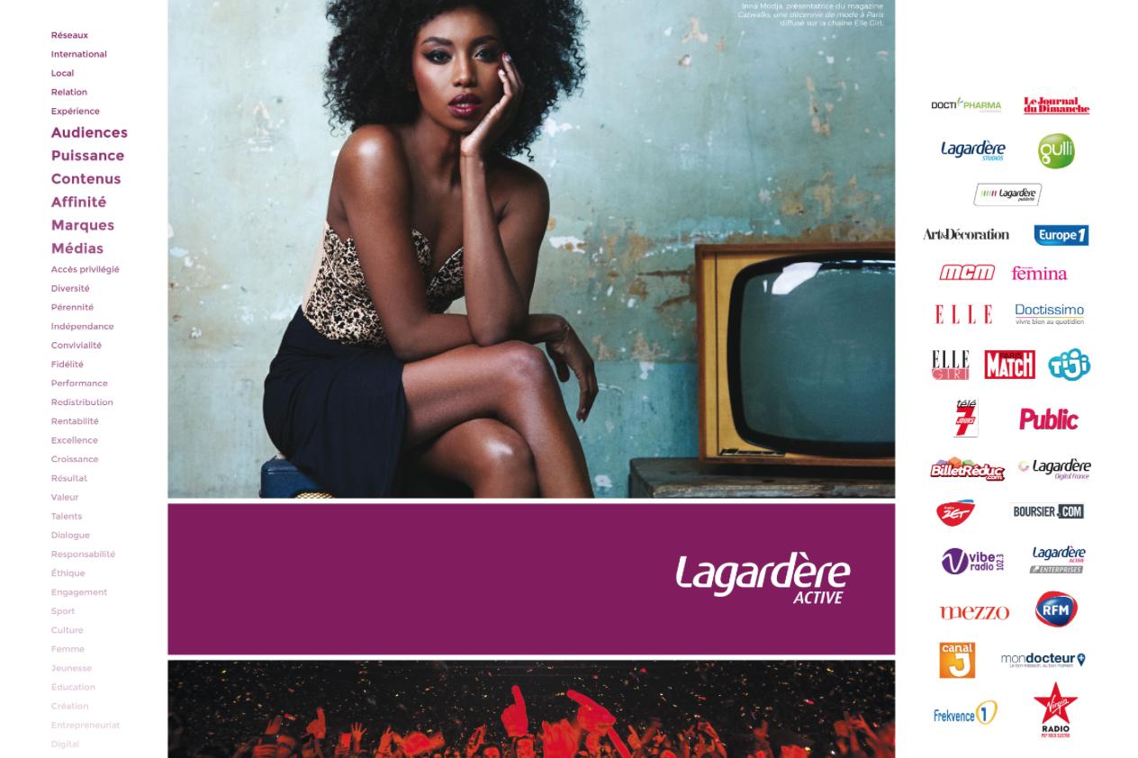 捷克媒体大亨将收购《Elle》法国版等法国传媒巨头Lagardère 旗下杂志业务,交易金额或达1亿欧元