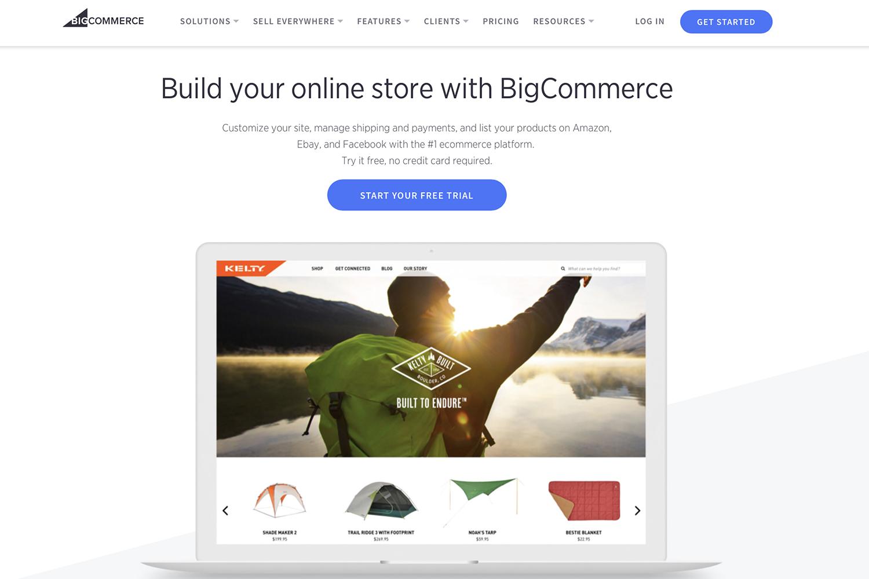 美国云电商服务平台 BigCommerce 完成新一轮 6400万美元股权融资