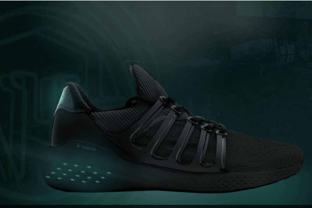 美国运动品牌 K-Swiss 推出史上第一个专为电竞选手设计的运动鞋系列