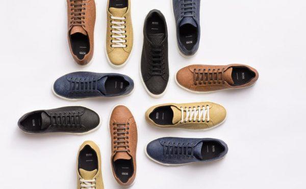 "Hugo Boss 成为首个采用菠萝叶纤维 Piñatex 为材料的时尚集团,推出""全素""新款男鞋"
