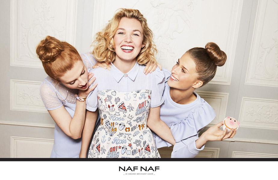 拉夏贝尔为首的三家中国公司以 5200万欧元收购法国时尚品牌 Naf Naf