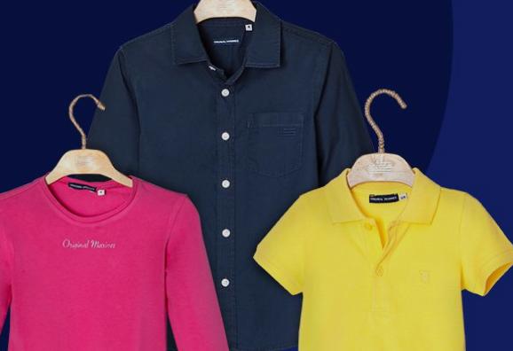 意大利童装品牌 Original Marines 母公司全年销售额1.96亿欧元,完成合并重组