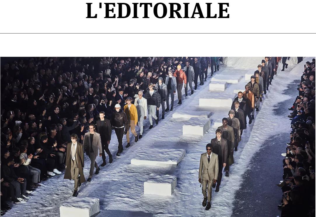 意大利奢侈品集团杰尼亚2017财年净利润激增 64%,但 CEO 仍表示进步空间还很大