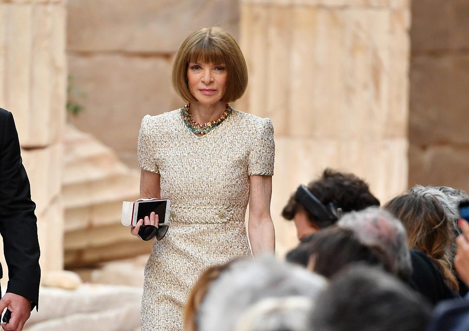 传:康泰纳仕艺术总监、《Vogue》主编 Anna Wintour 或将于9月刊完成后离任