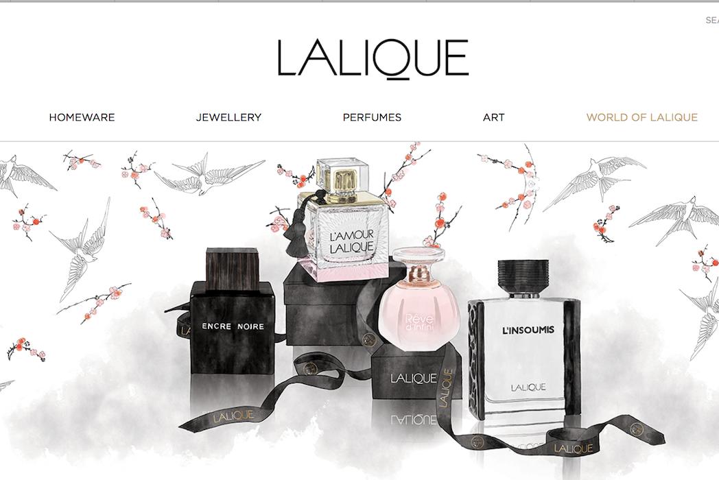 瑞士奢侈品集团Lalique 终止与香港Damian的投资合作协议,将通过瑞士证交所上市融资