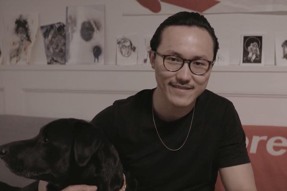 中国设计师 Zhang Zheqiang 获第二届 Euro Fashion Award 大奖冠军