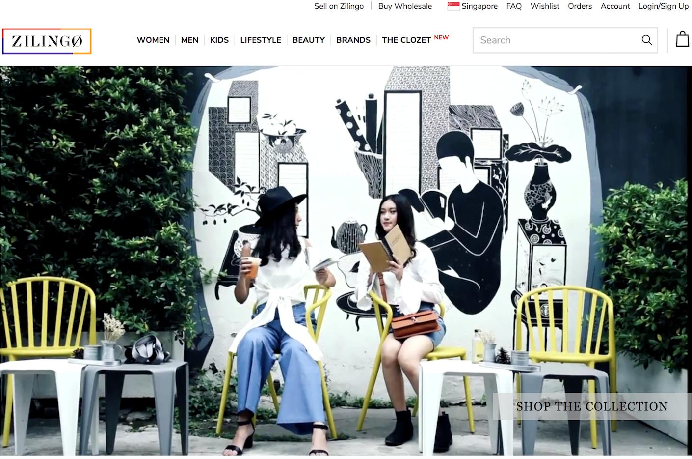 新加坡时尚、美妆和生活方式电商公司Zilingo 完成5400万美元C轮融资