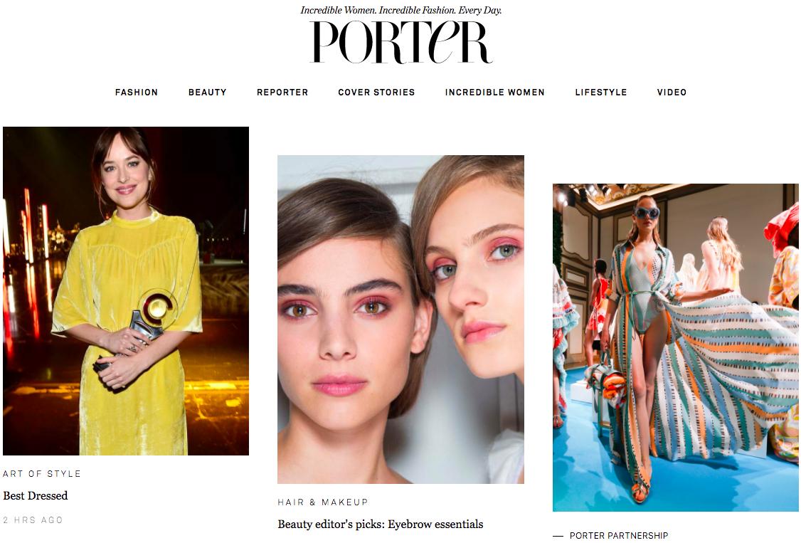 奢侈品电商巨头Net-a-porter 强化媒体力量,看整编后的70人内容团队如何运作