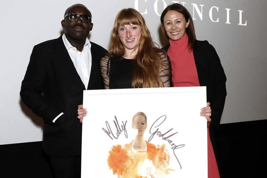 英国时尚协会(BFC)成功募资220万英镑;2018 BFC/Vogue设计师大奖授予Molly Goddard