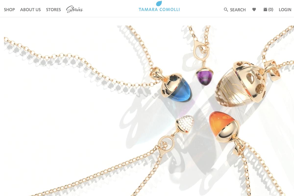 专注于投资高端消费品牌的 Naga Group 收购德国高档珠宝品牌 Tamara Comolli