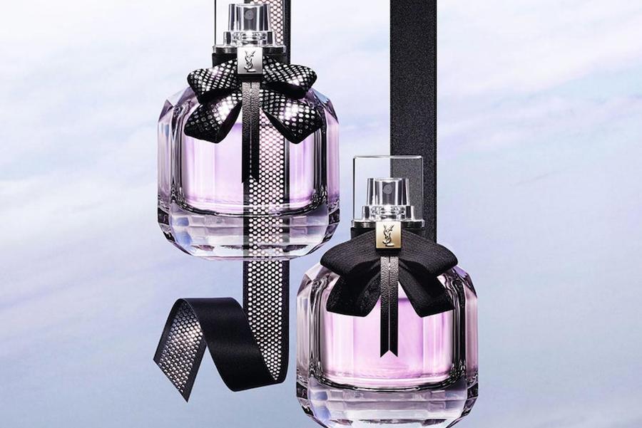 法国奢侈美妆品牌 YSL Beauté 联手腾讯公司利用面部识别技术在香港开设香水快闪店