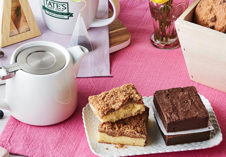 奥利奥母公司Mondelēz收购纽约高端烘焙店品牌Tate's Bake Shop