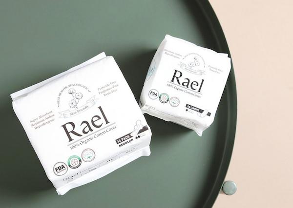女性生理期护理产品初创公司 Rael 完成210万美元Pre-A轮融资,软银旗下韩国风投机构领投