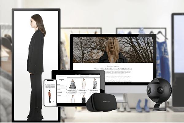为买家提供360度全景及虚拟现实服装展示的线上奢侈品批发商  Ordre 获阿里巴巴战略投资