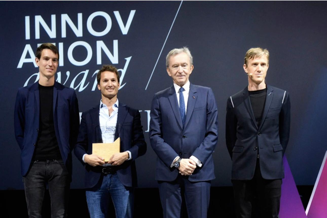 法国一键式支付解决方案提供商 Oyst 荣获第二届 LVMH 创新大奖