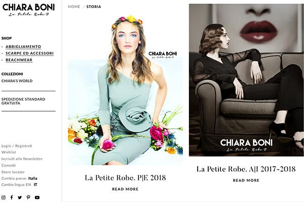 为热爱旅行的女性服务:意大利设计师女装品牌 Chiara Boni 2018年销售额预计将达2500万欧元