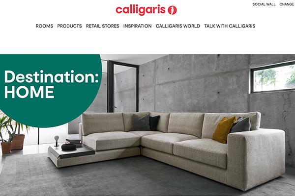 意大利家具制造商 Calligaris 全球零售渠道持续扩张,2017年销售额达1.4亿欧元