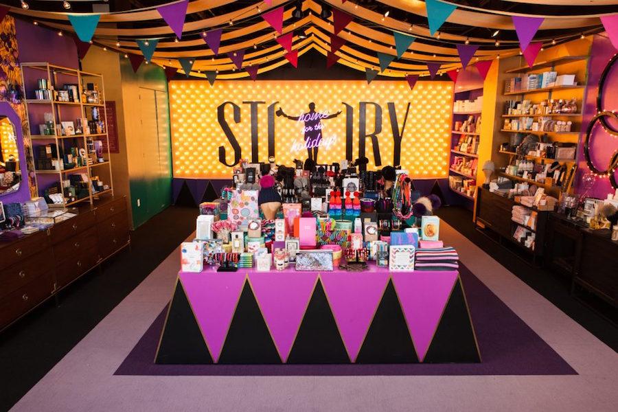 梅西百货收购了一家像杂志,又像画廊的纽约概念店 STORY