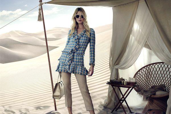 迎来成立90周年纪念,意大利轻奢女装品牌 Luisa Spagnoli 零售渠道加速全球扩张